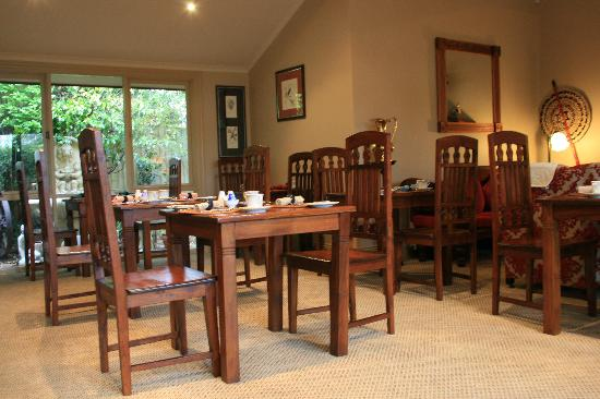 Lurline House: Frühstück