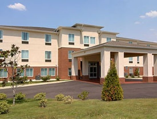 Home Inn & Suites Montgomery: Exterior