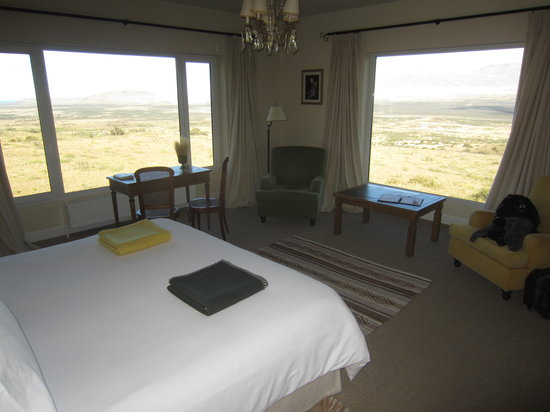 EOLO - Patagonia's Spirit - Relais & Chateaux : Corner Room