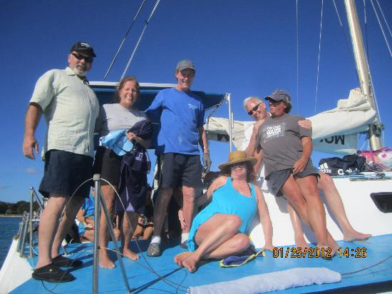 Sin-Bad Sailing Day Cruises: just another day in paradise
