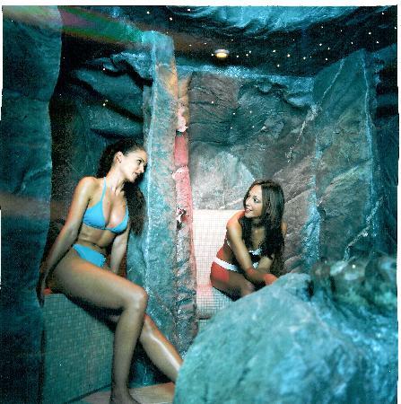 Grand Hotel Regina Grindelwald: Kristalhöhle