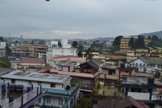 Hotel Yalana : One view from the Room