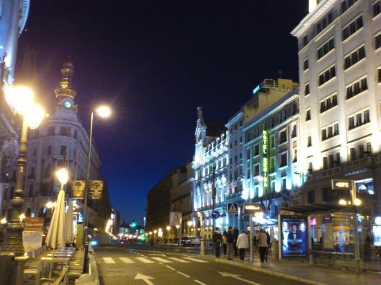 La Terraza del Casino de Madrid: situado en la calle alcala
