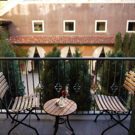 Hotel Valencia - Santana Row: Balcony