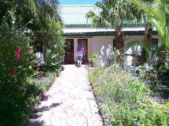 ذا كانتري جيستهاوس: Zugang zu einer derTable Mountain View Suites