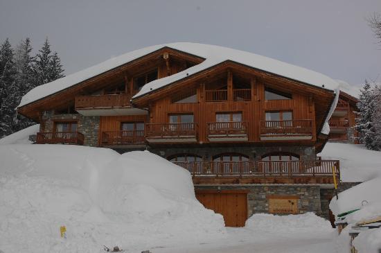 Chalet Matsuzaka Hotel & Spa: Sous la neige