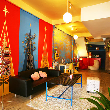 Mystic Place: Our friendly lobby