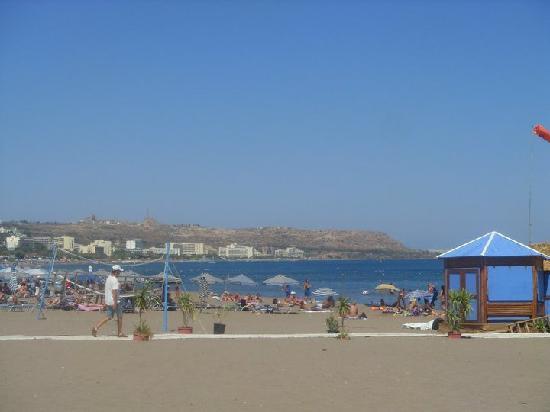 Rodos Sun: Falaraki beach