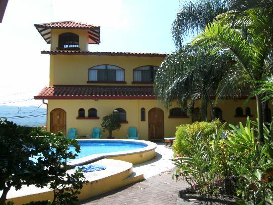 Aparthotel Vista Pacifico: Bel hôtel...