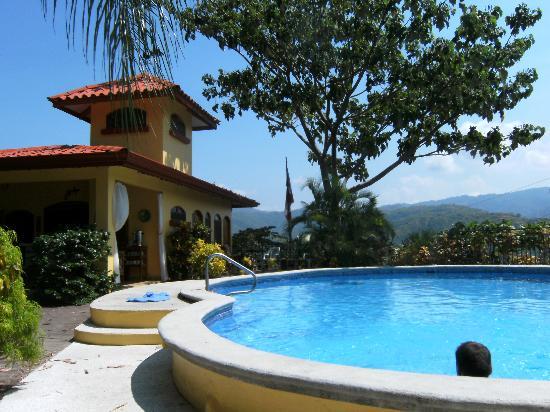 Aparthotel Vista Pacifico: La piscine