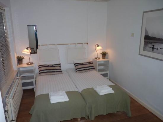 Bergen aan Zee, Países Bajos: chambre 45