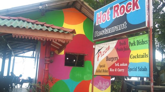 Hot Rock: Entrance