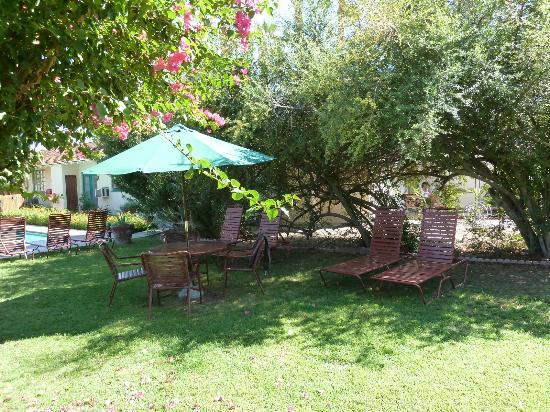 Casa Cody: Garten