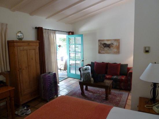 Casa Cody: Schlaf + Wohnzimmer