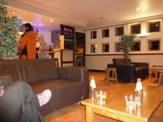 ClubHotel Belle Aurore: bar area
