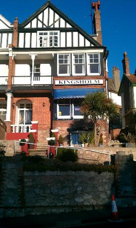 Kingsholm Hotel: Front of the Kingsholm