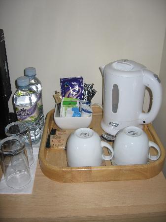 Craigard Bed & Breakfast: hospitality tray