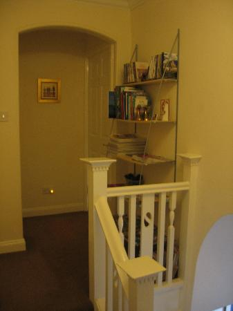 Craigard Bed & Breakfast: free access to DVDs & books