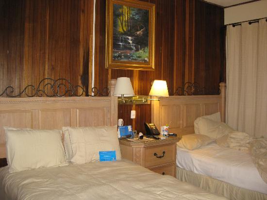 Telamar Resort : Chambre dans les villas