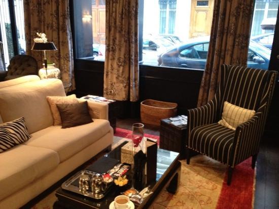 Hotel Keppler: lounge