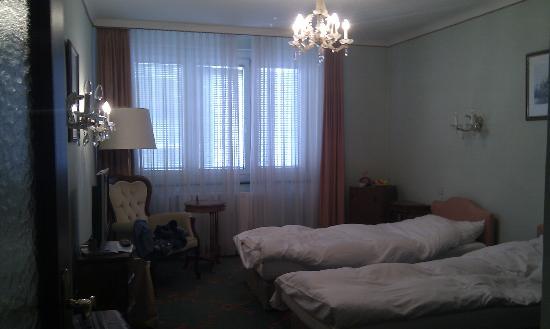 """Savoy Hotel Vienna: DB room """"vienna style"""""""