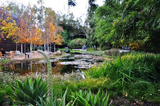 Pasadena, CA: Skulpturengarten