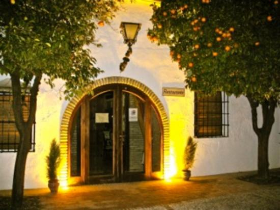 Hacienda La Vereda: Entry to restaurant
