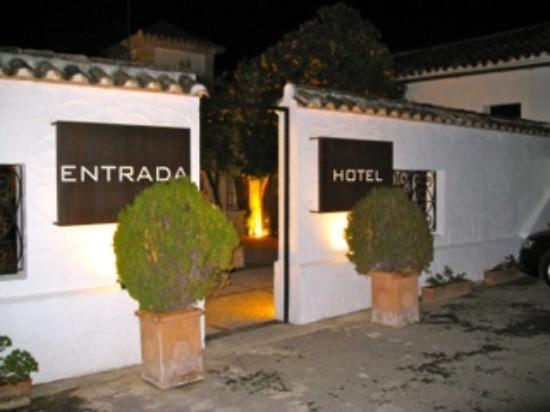 Hacienda La Vereda: Hotel Entry