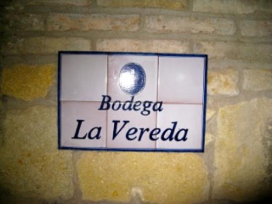 Hacienda La Vereda: Bodega La Verdera