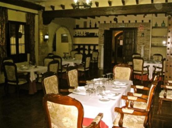 Hacienda La Vereda: Restaurant