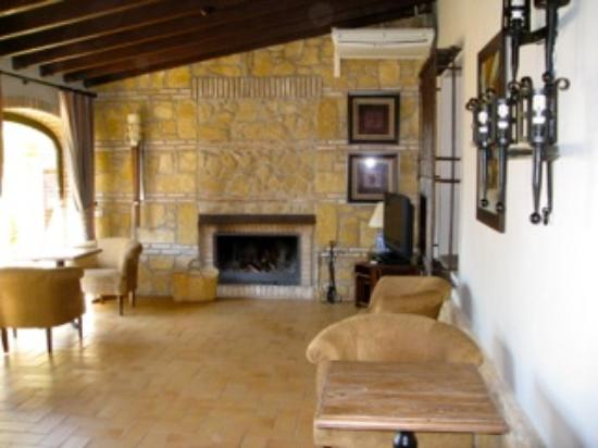 Hacienda La Vereda: Sitting room