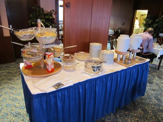 Hotel Europaischer Hof: Frühstück5