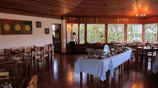 Arco Iris Lodge: dining area
