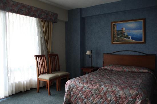 Hotel La Riviera de Atitlan: la chambre