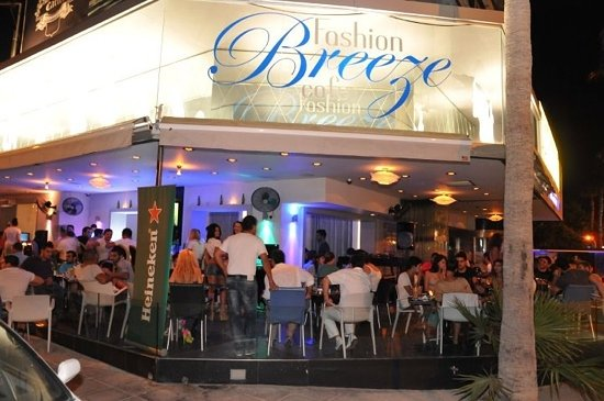 Pimareros : Fashion Briz Cafe Paphos