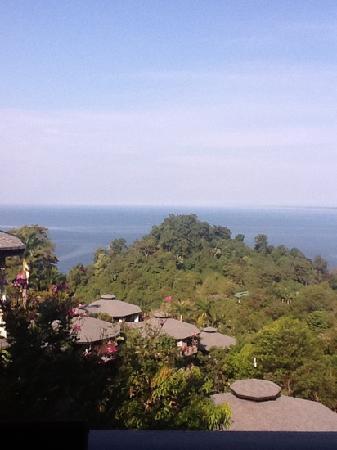 Tulemar Resort: Look at our view Jan 2012