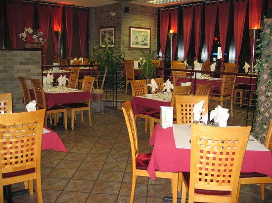 Restaurant pres du casino de hull