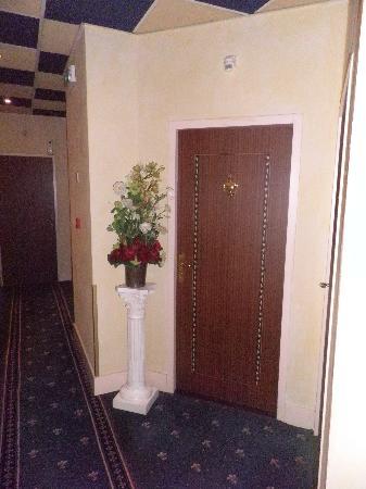Hotel Foch : la porte de la 28