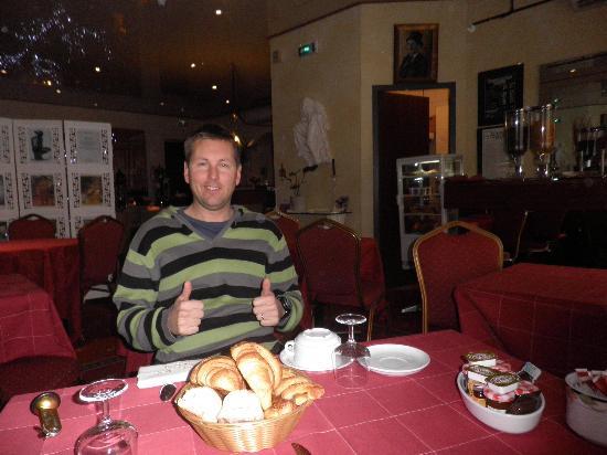 Hotel Foch : le restaurant