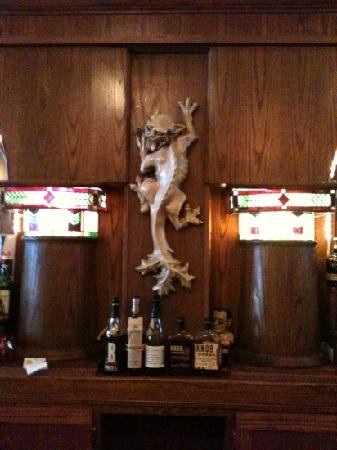 Piper's Pub : the bar