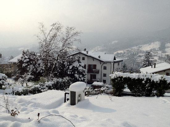 San Fedele Intelvi, Italia: L'hotel.