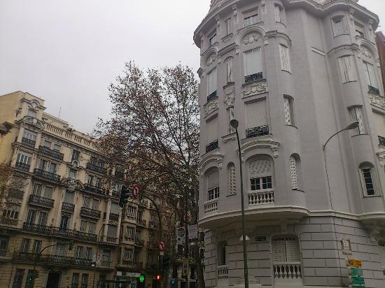 Foto de barrio de salamanca madrid edificios elegantes tripadvisor - Barrio salamanca madrid ...
