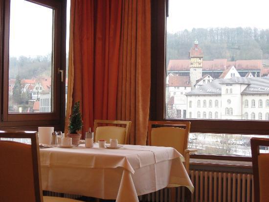 Hotel Hohenlohe: Mm, breakfast :)