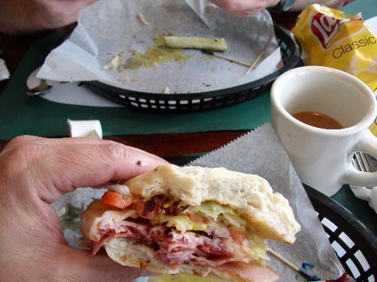Jason's Sandwich