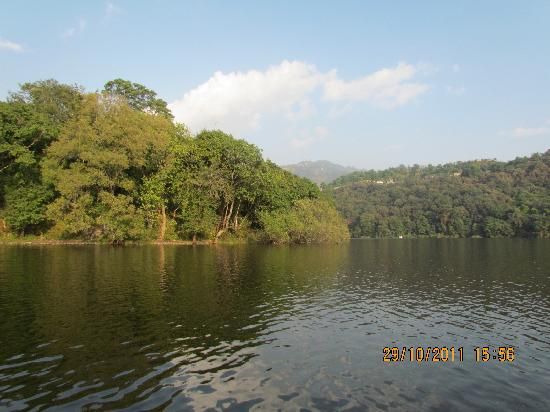The Lake Village: Naukuchiatal Lake