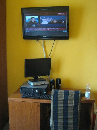 Hotel Ester: tecnologia