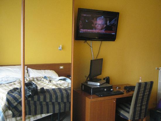 Hotel Ester: tecnologia e comfort