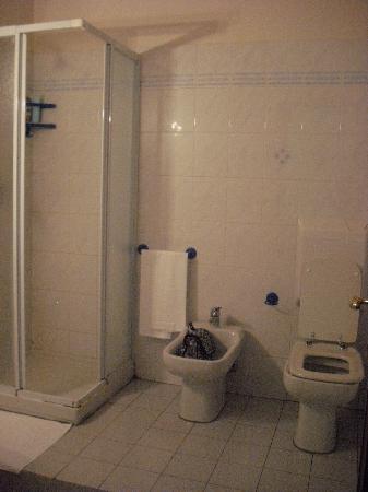 Sogni d'oro: banheiro Cristina House