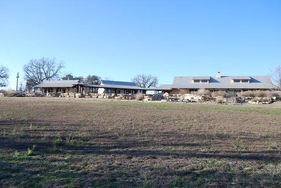 The Lodge on San Julian Creek: Lodge