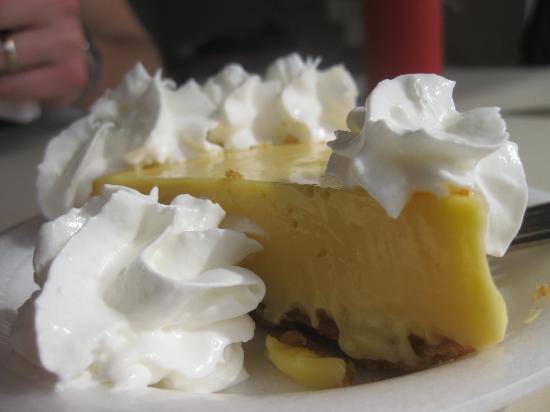 Triad Seafood Market & Cafe : Key Lime Pie